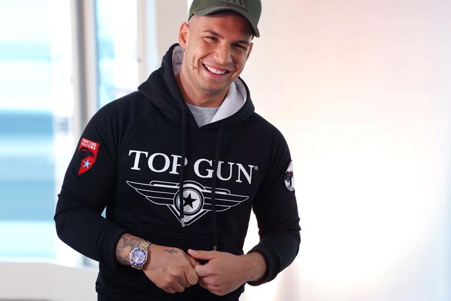 Pietro Lombardi, DSDS Jury Mitglied 2019 für Top Gun® Deutschland